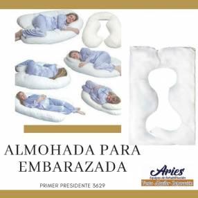 Almohada de embarazada y lactancia