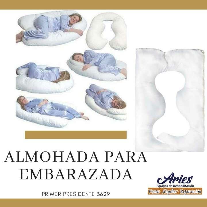 Almohada de embarazada y lactancia - 0