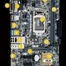 Procesador placa y RAM - 1