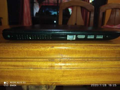 Notebook HP I5 quinta generación - 3