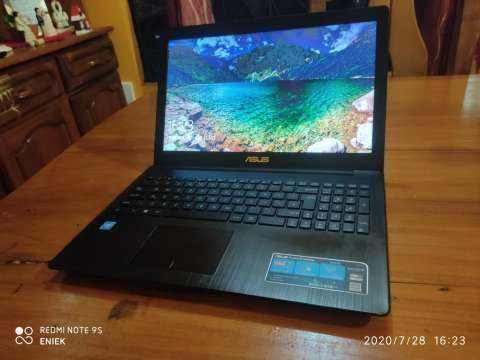 Notebook ASUS X553SA - 0