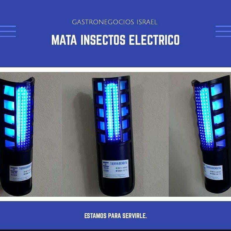 Mata insectos eléctrico - 0