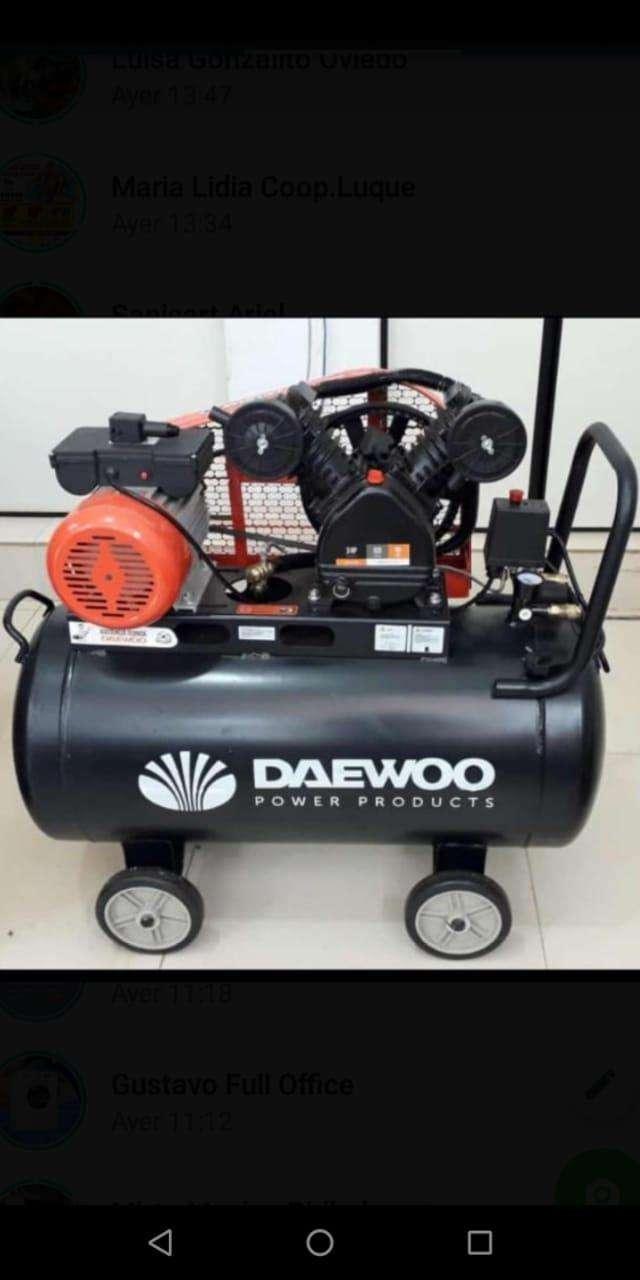 Compresor de aire Daewoo - 0