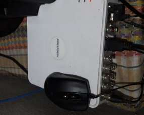 DVR hikvision para 8 canales