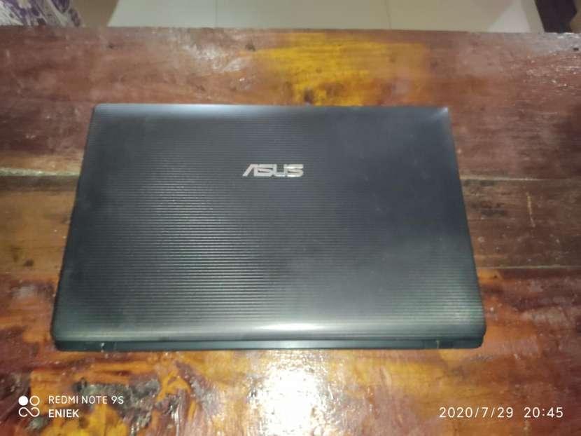 Notebook ASUS K53U - 0