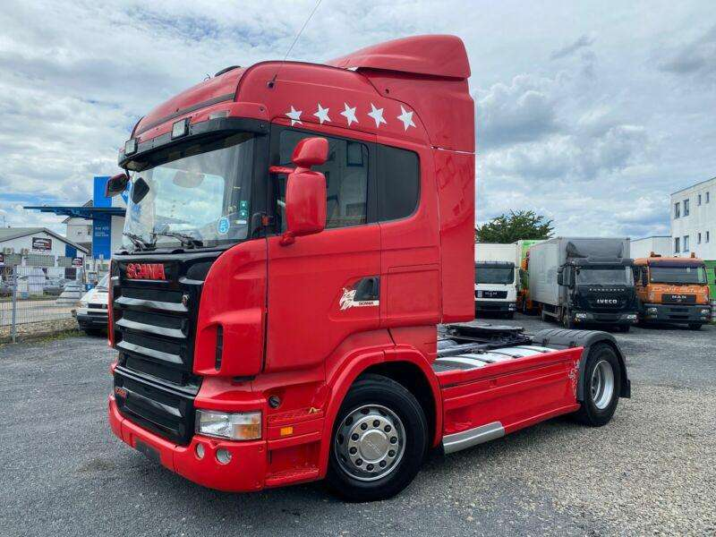 Scania R420 - 3