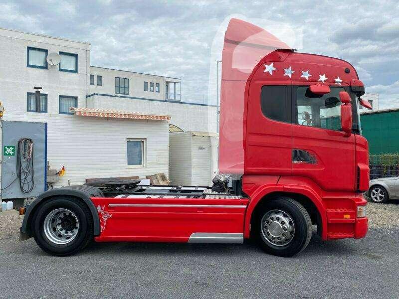 Scania R420 - 5
