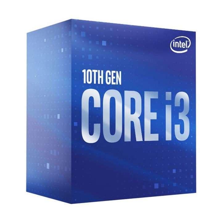 Procesador Intel I3-10100 3.6 Ghz 1200 - 0