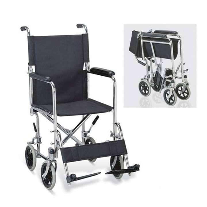 Silla de ruedas de transporte - 3