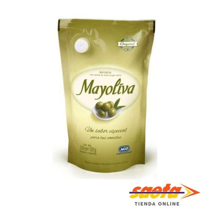 Mayonesa Mayoliva 250cc - 0