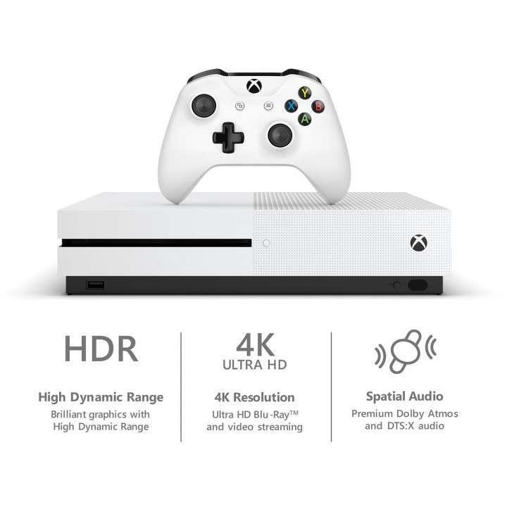 Xbox One S 1TB 4K - 5