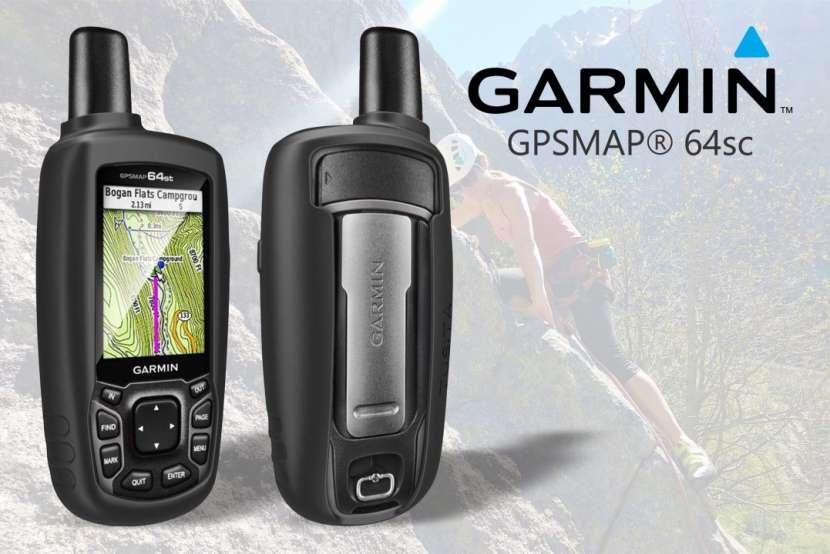 GPS Garmin MAP 64sc - 0
