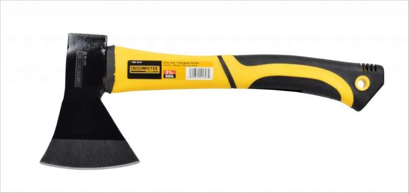 Hacha mango fibra de vidrio 600g Crossmaster 9941607 - 0