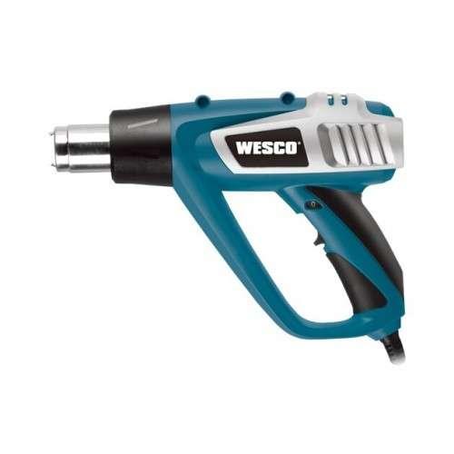 Pistola de calor Wesco 550°C 2.000W - 0