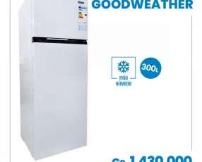 Heladera Goodweather 300L