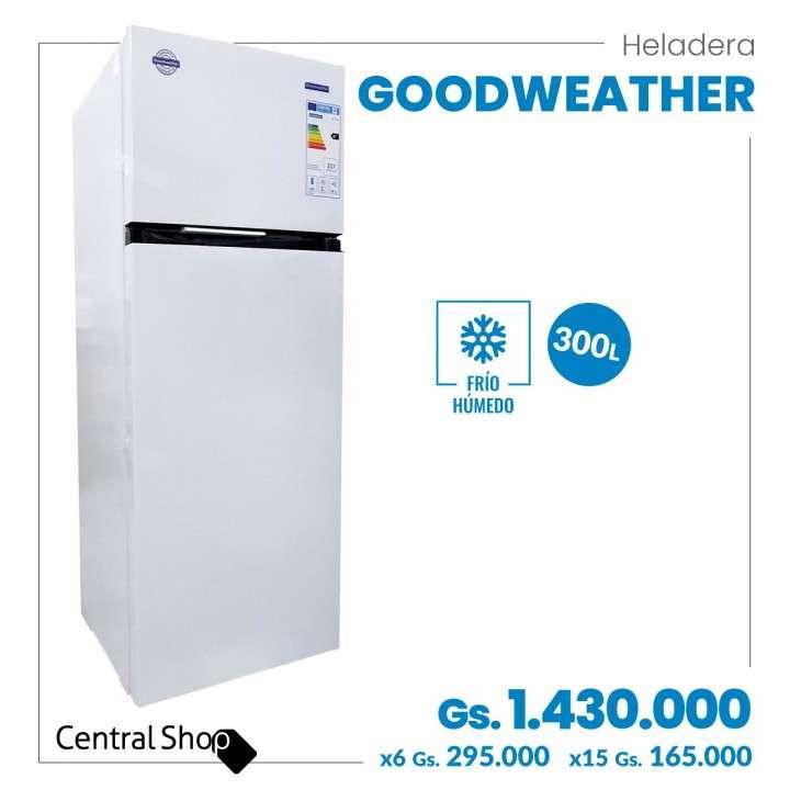 Heladera Goodweather 300L - 0