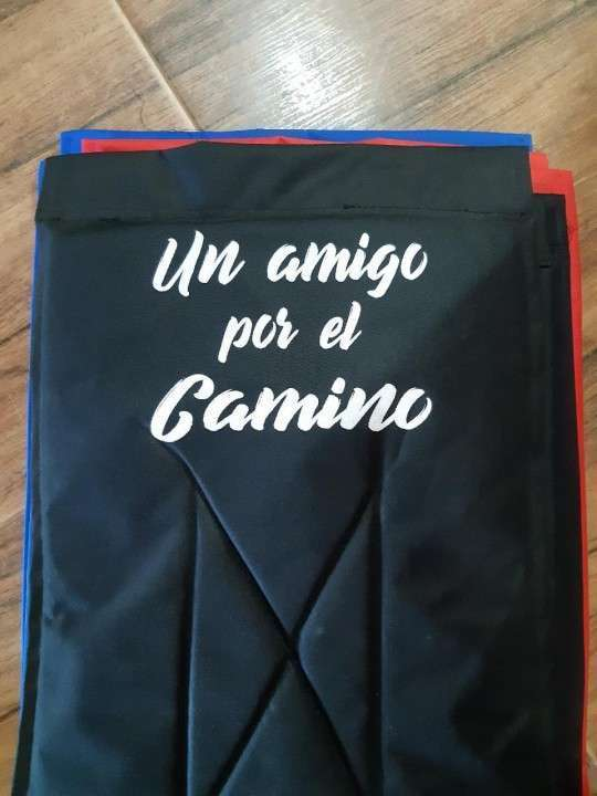 Sillas plegables con porta champañera personalizados - 3
