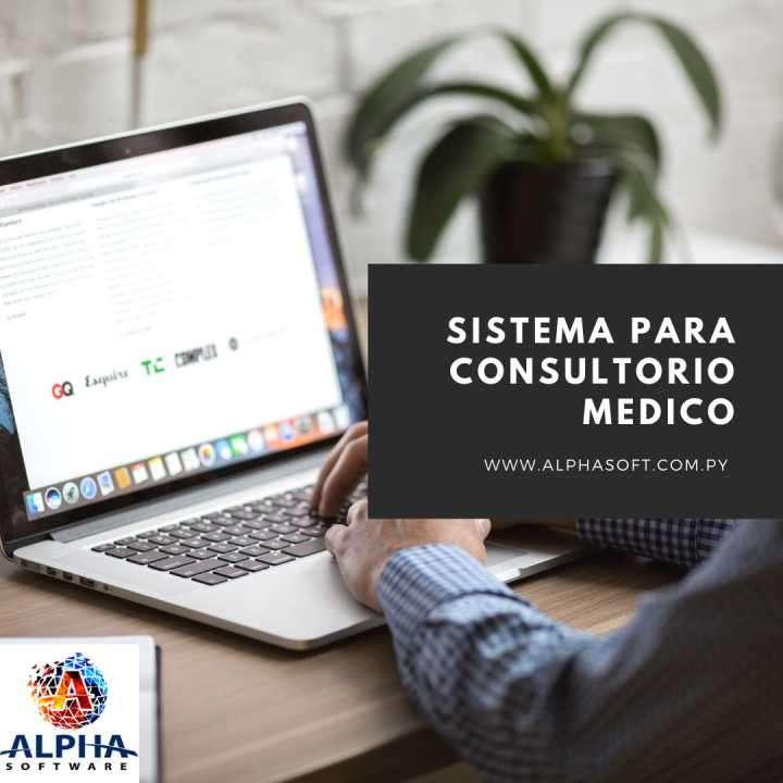 Sistema para Consultorio Medico - 0