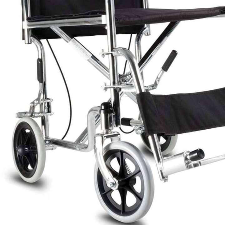 Silla de ruedas de transporte - 1