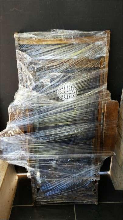 Sillas plegables con porta champañera personalizados - 6