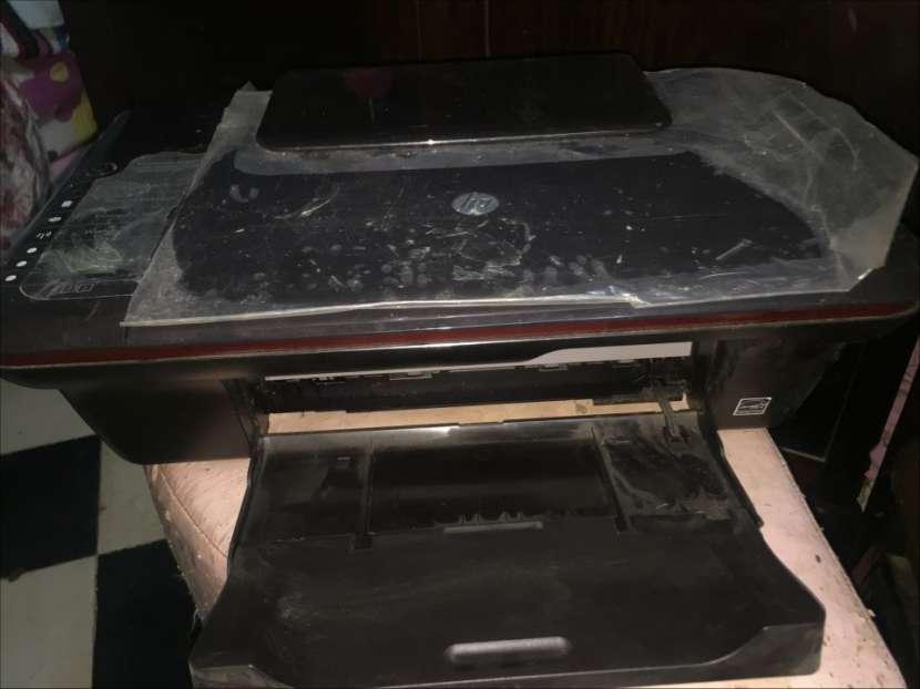 Impresora Multi funcion hp, imprime, fotocpia y escanea - 2