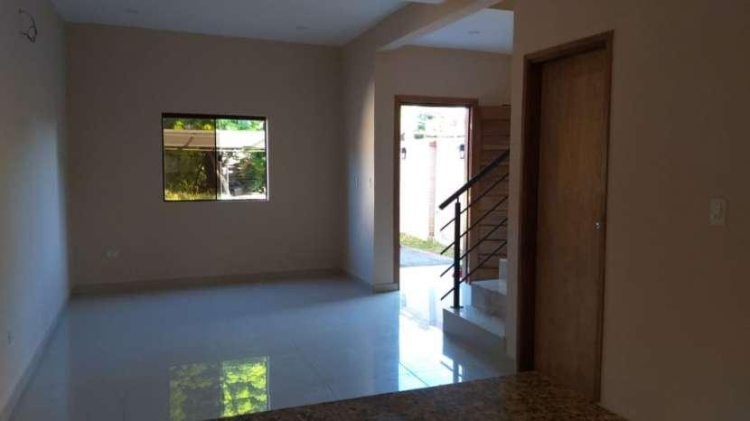 Duplex a estrenar en villa adela-luque 3 dorm+2 cocheras. - 0