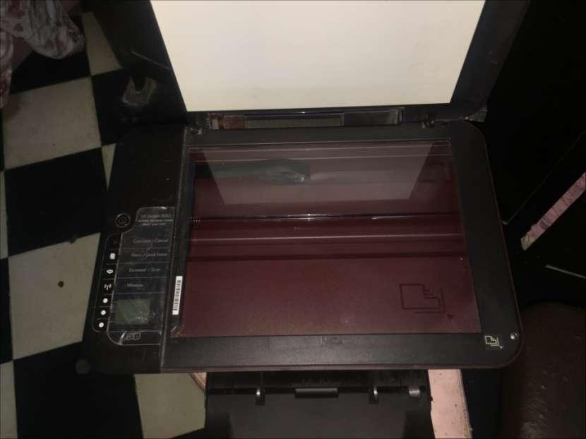 Impresora Multi funcion hp, imprime, fotocpia y escanea - 0