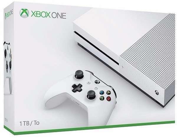 Xbox One S 1TB 4K - 0