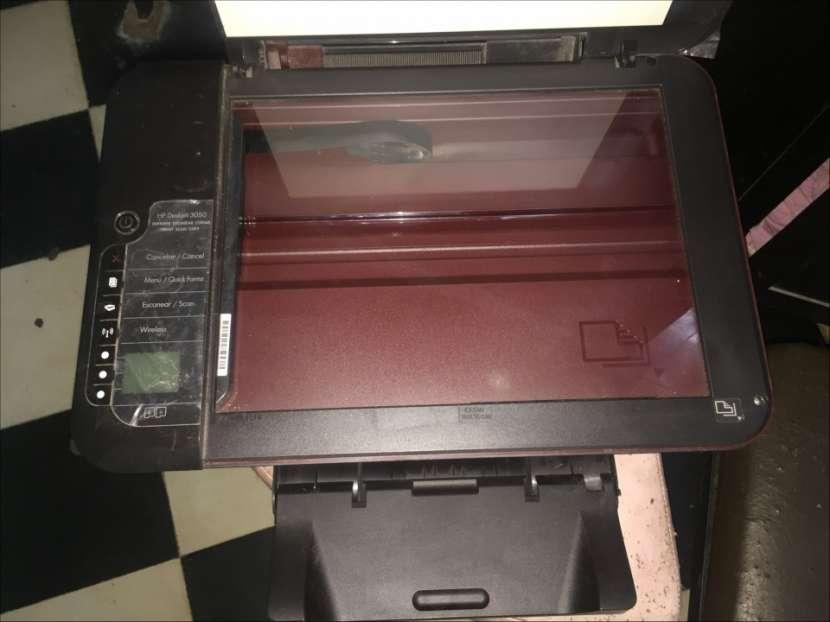 Impresora Multi funcion hp, imprime, fotocpia y escanea - 1