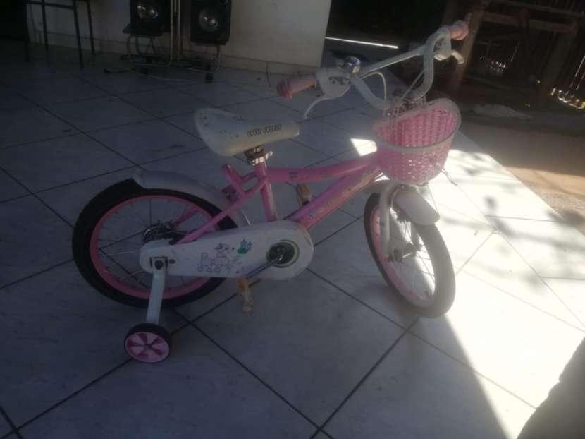Bicicleta para niña - 0