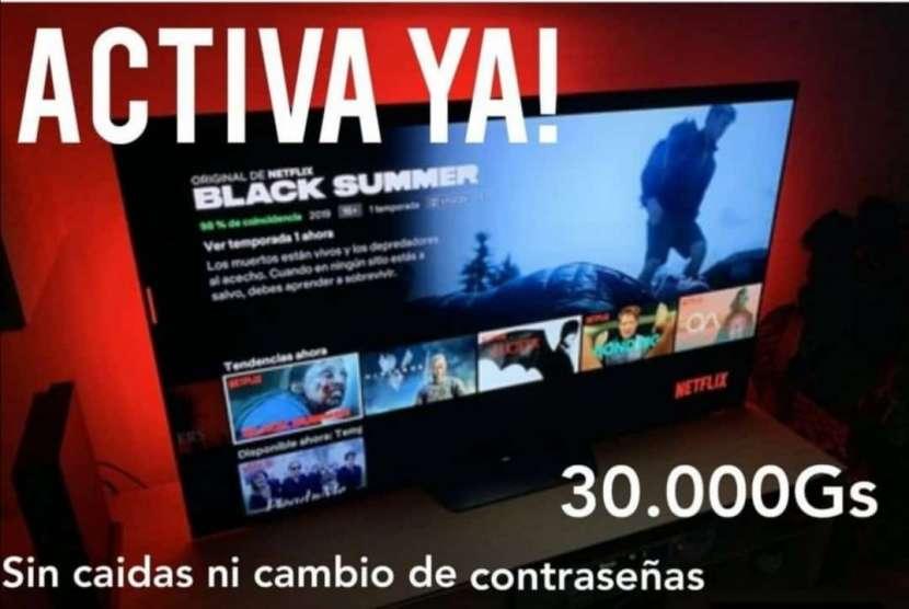Cuentas originales Netflix - 0