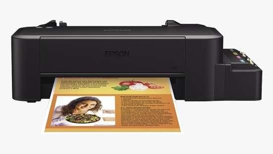 Impresora Epson Ecotank L120 - 1