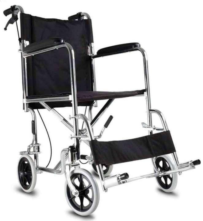 Silla de ruedas de transporte - 0