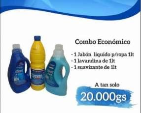 Productos de limpieza económico