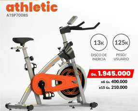 Spinning Athletic