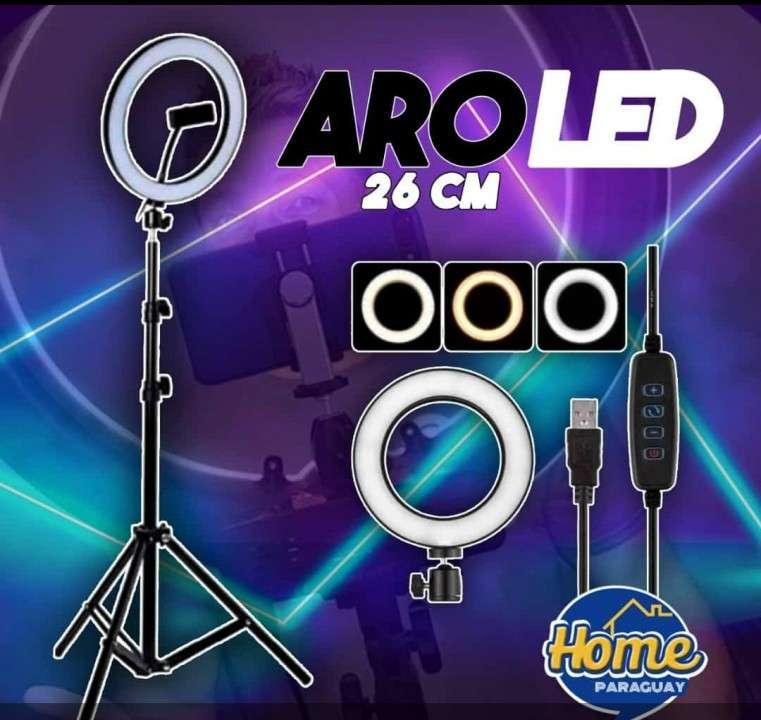 Aro de luz LED 5 intensidades - 2