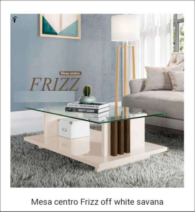 Mesa Centro Frizz - 0
