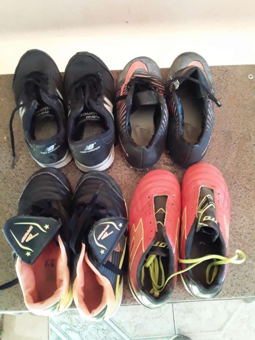 Calzado deportivo infantil calce 30 y 33 - 0