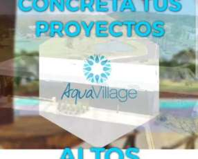 Terreno en Altos Aqua Village