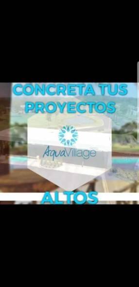 Terreno en Altos Aqua Village