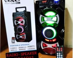 Speaker de 4 pulgadas