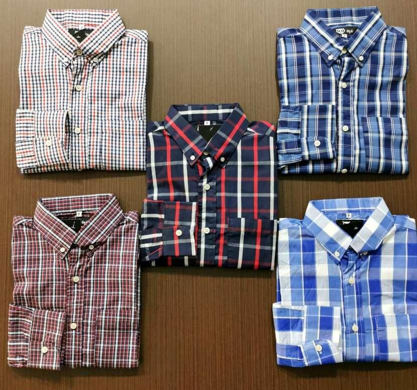 Camisas mangas largas - 0