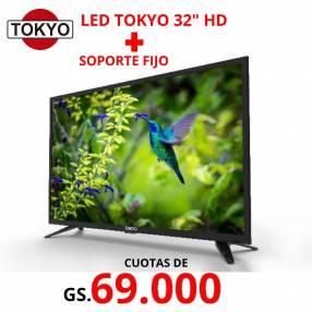 TV LED Tokyo 32 pulgadas HD