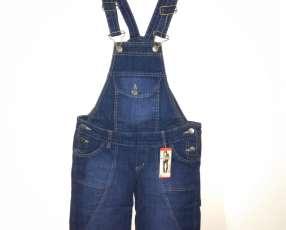Jardinera de jeans DAMA