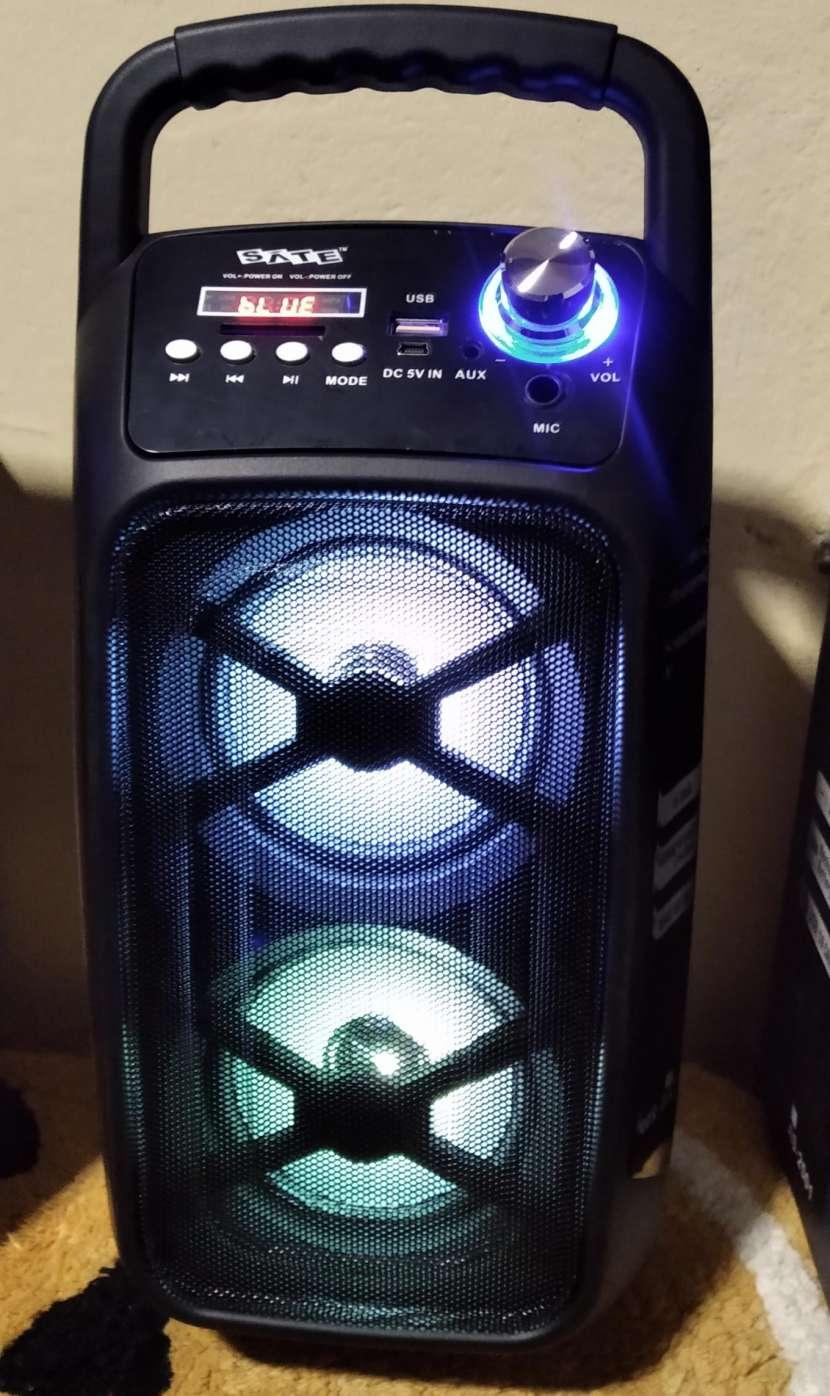 Speaker de 4 pulgadas - 1