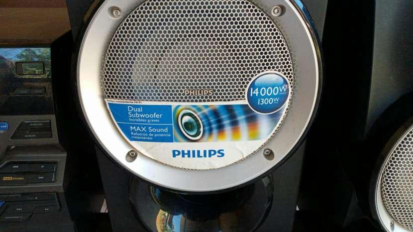 Equipo de sonido Philips - 1