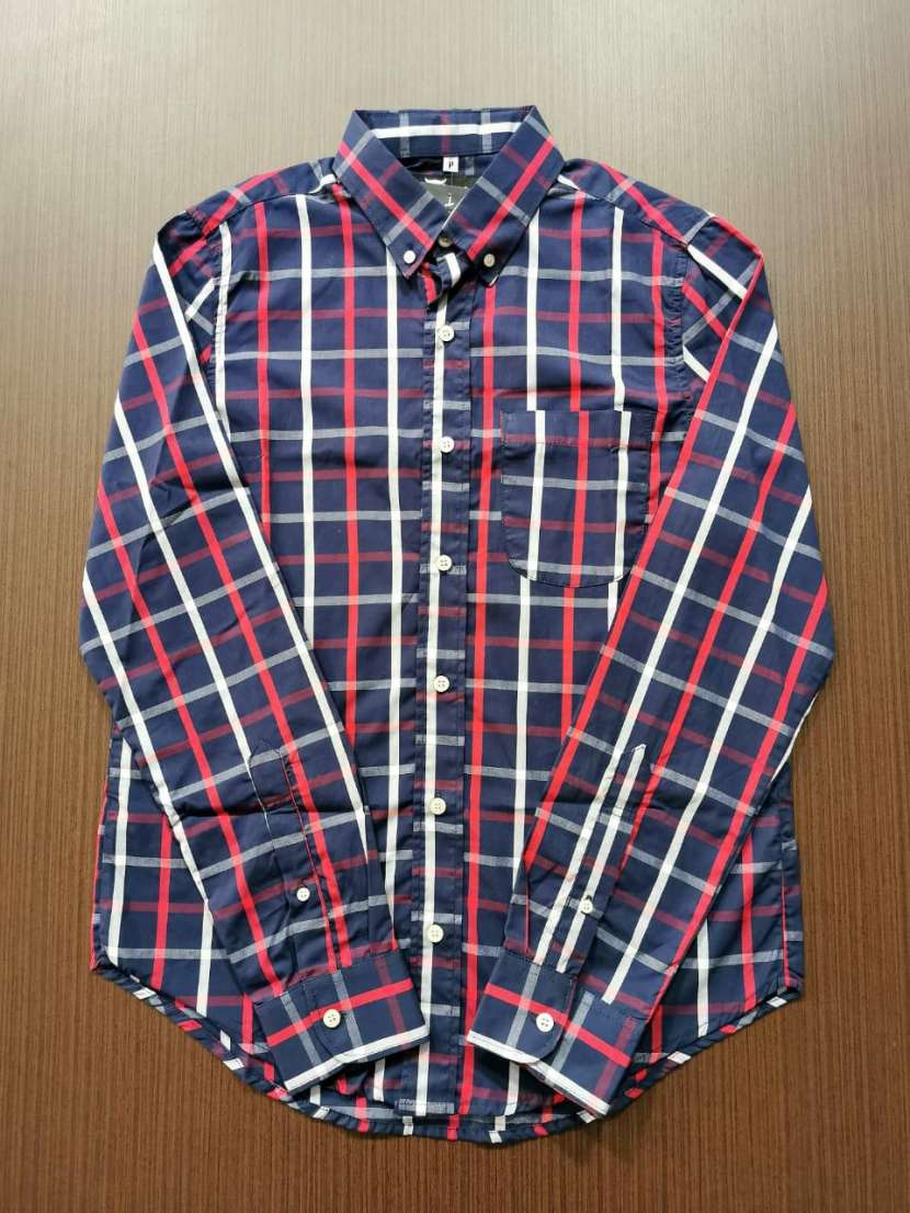 Camisas mangas largas - 1