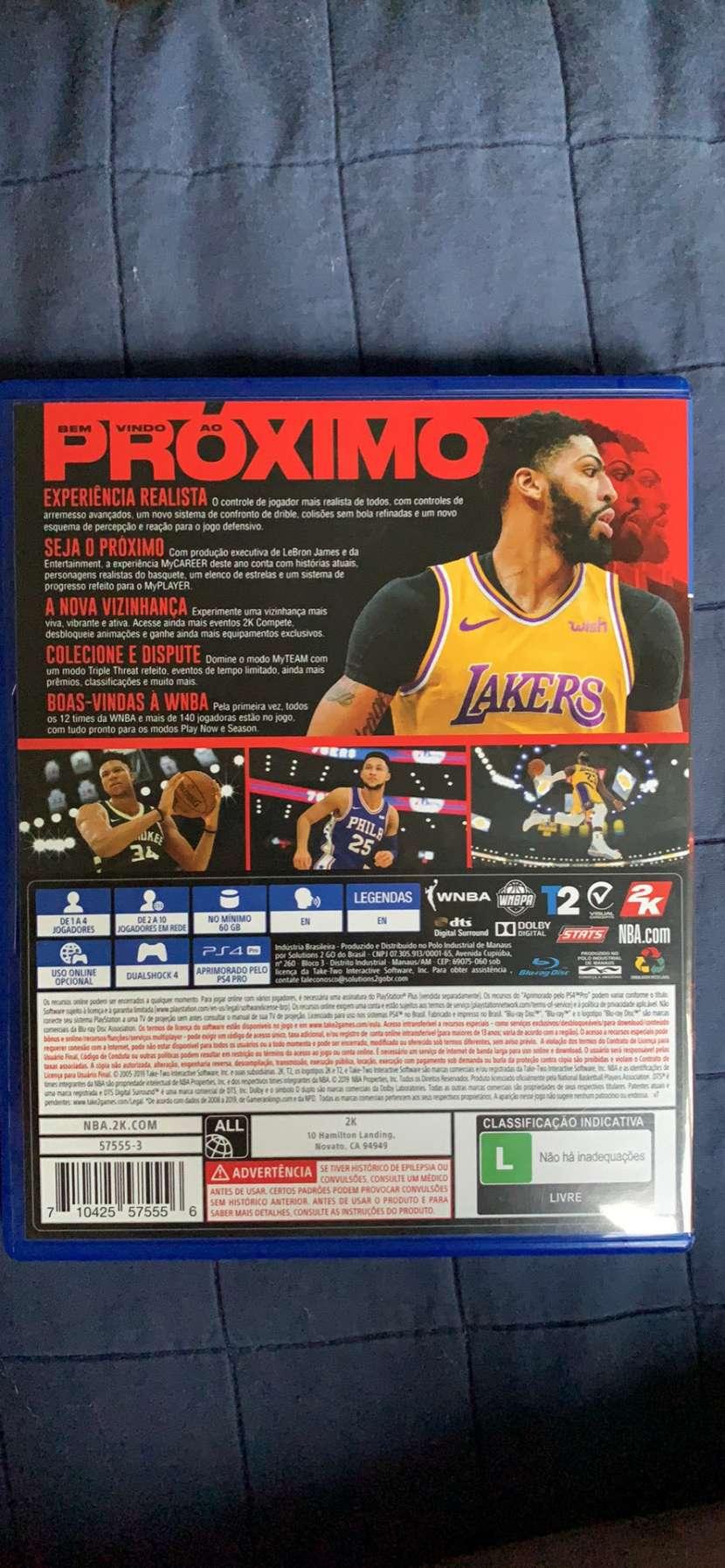 NBA2K20 para PS4 - 2