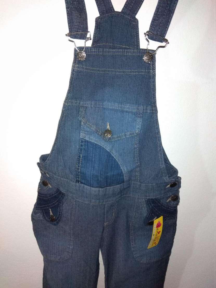 Jardinera de jeans DAMA - 2