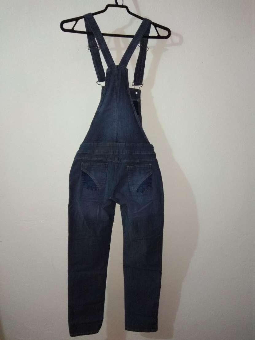 Jardinera de jeans DAMA - 3